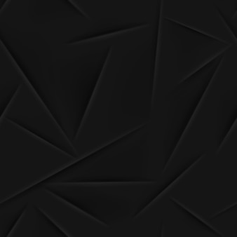 Modèle sans couture abstrait dans des couleurs noires