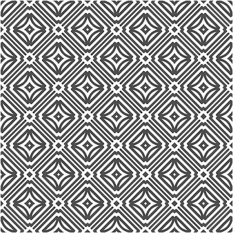 Modèle sans couture abstrait géométrique minimaliste