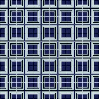 Modèle sans couture art déco, fond géométrique pour la conception, la couverture, le textile, le papier peint, la décoration en vecteur