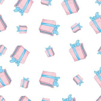 Modèle sans couture de cadeaux