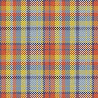 Modèle sans couture à carreaux tartan. fond textile de couleur. chemises en flanelle.