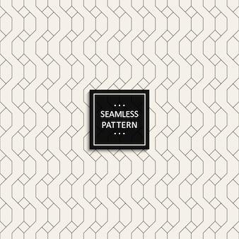 Modèle sans couture de couleur grille noir sur gris
