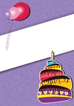 Modèle sans couture avec des cupcakes mignons, illustration vectorielle