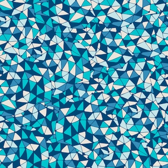 Modèle sans couture avec un design abstrait. illustration vectorielle