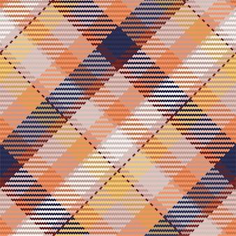 Modèle sans couture écossais à carreaux tartan.