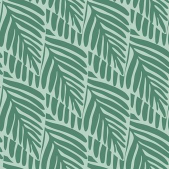 Modèle sans couture été nature jungle. plante exotique. motif tropical, feuilles de palmier fond floral vectorielle continue.