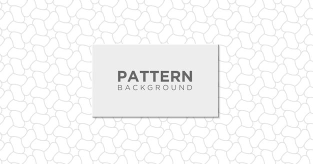 Modèle sans couture géométrique abstrait