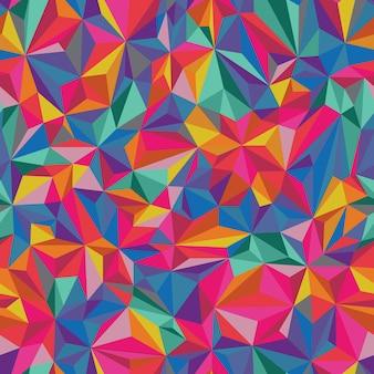 Modèle sans couture géométrique élégant. contexte