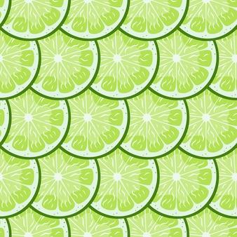 Modèle sans couture de lime