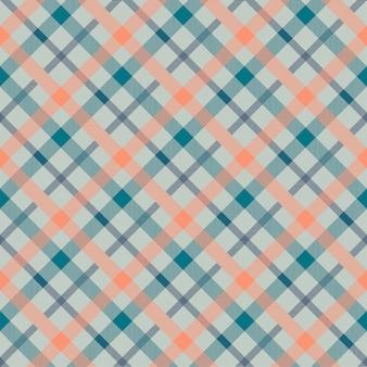 Modèle sans couture multicolore tartan
