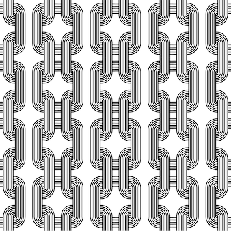 Modèle sans couture de noeud