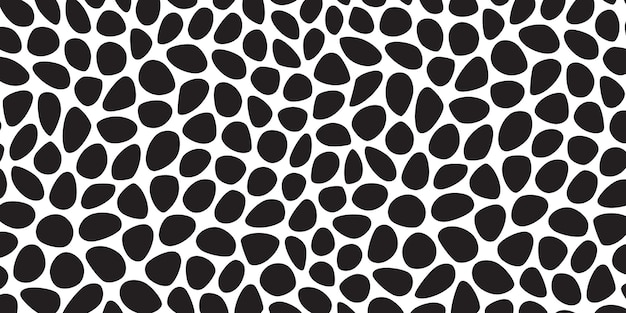 Modèle sans couture de pierre de voronoi