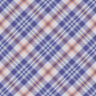 Modèle sans couture de plaid tartan écossais. fond répétable avec texture de tissu de contrôle. toile de fond de vecteur plat d'impression textile à rayures.