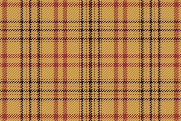 Modèle sans couture de plaid tartan écossais. fond répétable avec texture de tissu de contrôle.