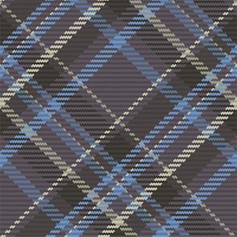 Modèle sans couture de plaid tartan écossais.