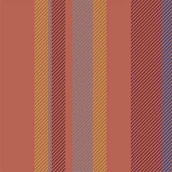 Modèle sans couture de rayures verticales. conception abstraite de vecteur de lignes. texture rayée adaptée aux textiles de mode.