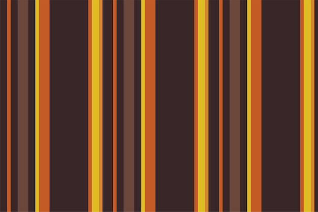 Modèle sans couture de rayures verticales. dessin abstrait de vecteur de lignes. texture à rayures adaptée aux textiles de mode.