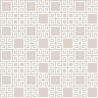 Modèle sans couture de style tribal géométrique abstrait