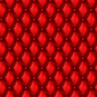 Modèle sans couture de tapisserie d'ameublement réaliste 3d