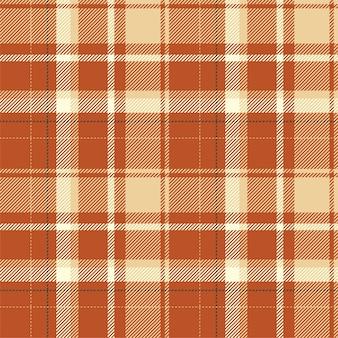 Modèle sans couture de tartan. tissu rétro. texture géométrique vintage