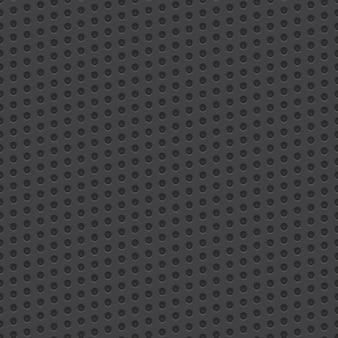 Modèle sans couture de technologie matériel perforé vecteur