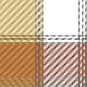 Modèle sans couture de texture de tissu écossais antique