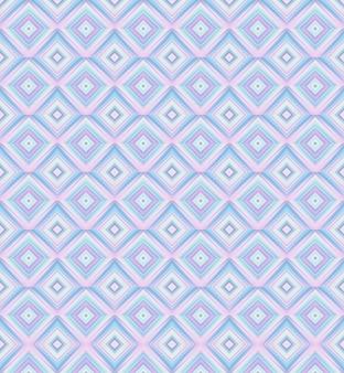 Modèle sans couture de triangle géométrique arc-en-ciel de couleur.