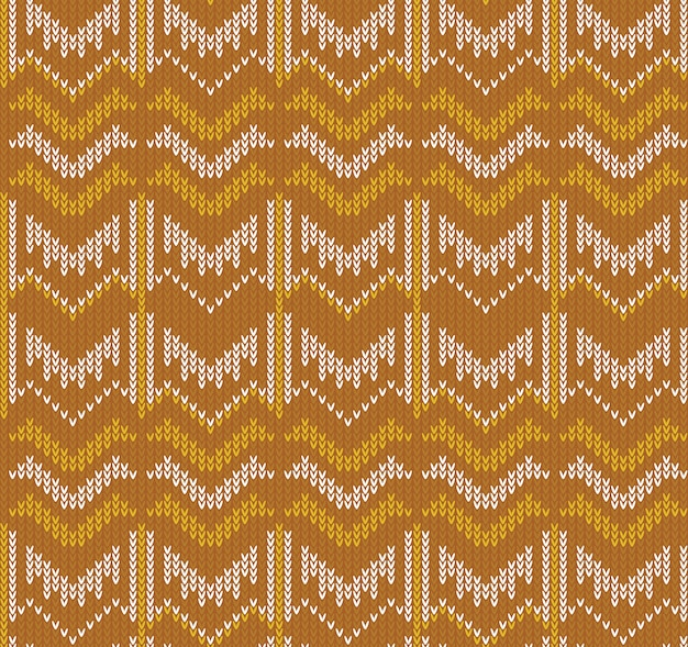 Modèle sans couture tribal aztèque abstrait