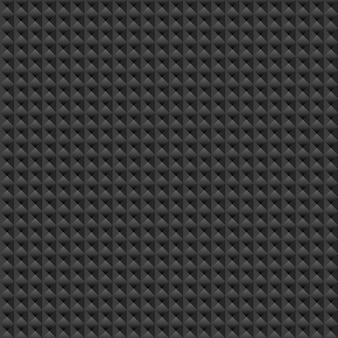 Modèle sans couture de vecteur abstrait. illustration vectorielle de texture noire