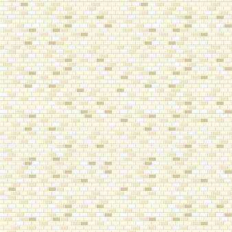 Modèle sans couture de vecteur brique mur lumineux