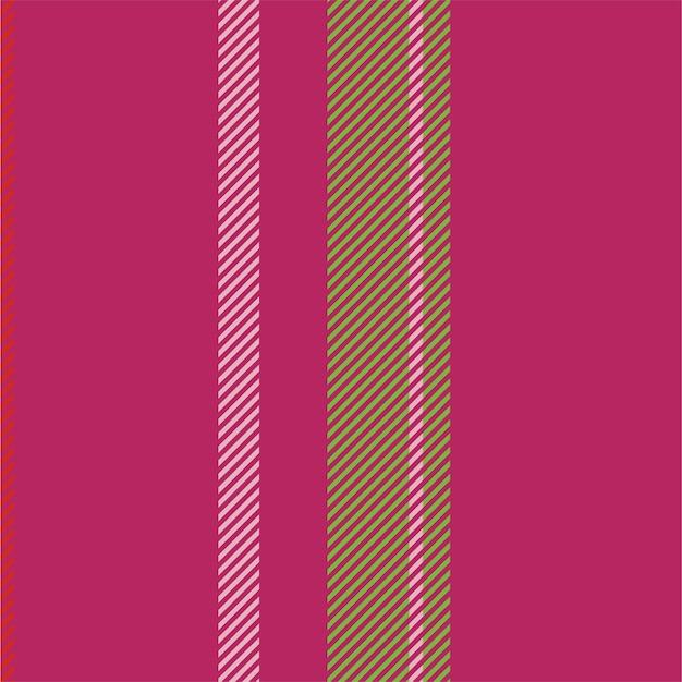 Modèle sans couture de vecteur de rayures. fond rayé de lignes colorées. imprimer pour la décoration d'intérieur et le tissu.