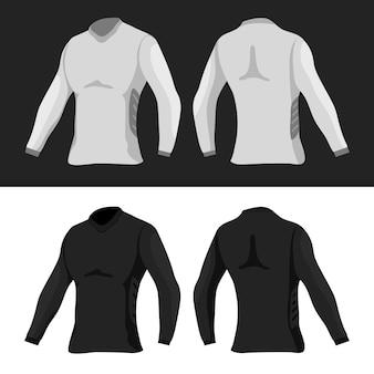Modèle de t-shirt