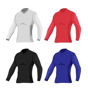 Modèle de t-shirts