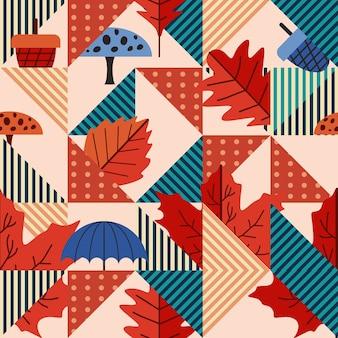 Modèle textile automne automne hipster