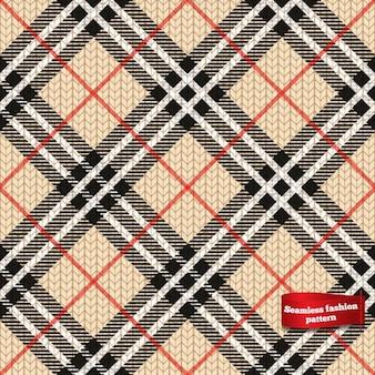 Modèle de tissu sans couture beige