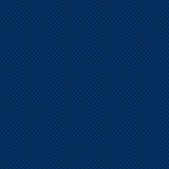 Modèle de tricot à carreaux abstrait dans les tons de bleu. fond vectorielle continue.