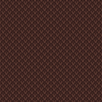 Modèle tricoté sans couture de base