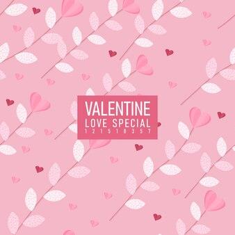 Modèle valentine - spécial amour