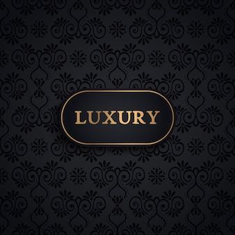 Modèle vectoriel de luxe