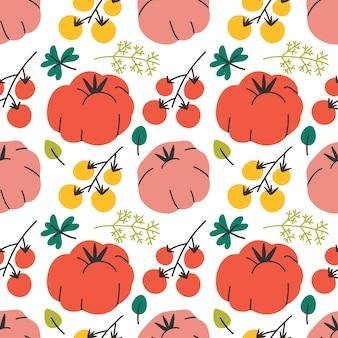 Modèle vectorielle continue avec des tomates
