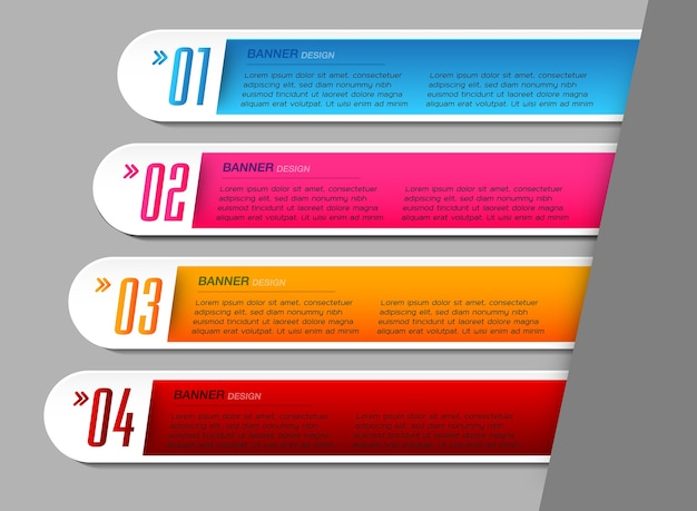 Modèle de zone de texte papier