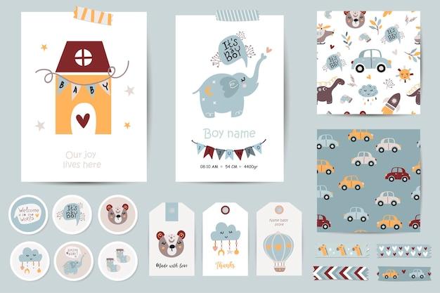 Modèles de cartes imprimables