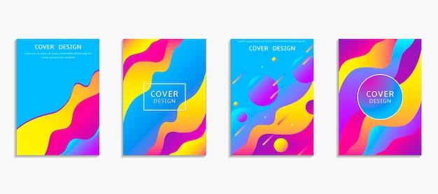 Modèles de conception de couverture