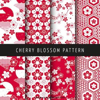 Modèles de Cherry Blossom