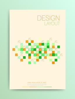 Modèles de conception de brochures.