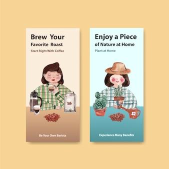 Modèles de flyers pour la vie quotidienne