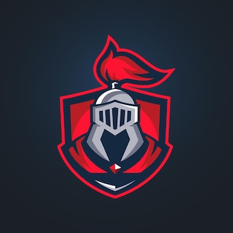 Modèles de logo knight esports