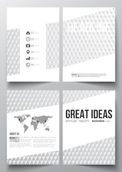 Modèles pour brochure