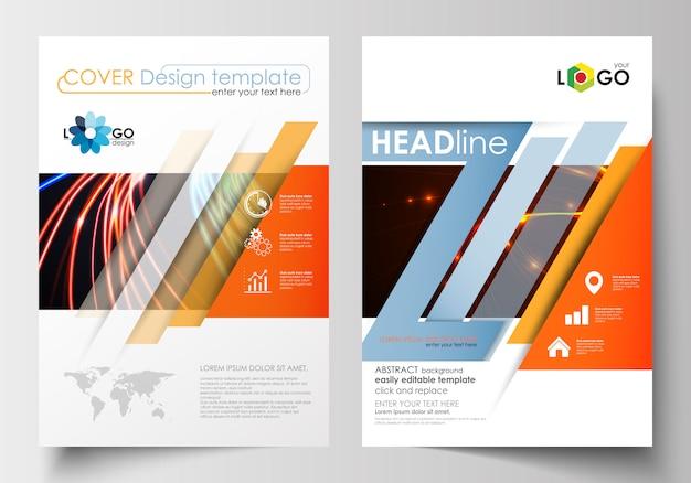 Modèles pour la brochure