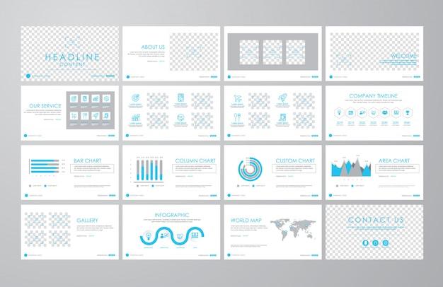 Modèles de présentation du rapport annuel